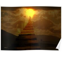 Stairway to Paradise... Poster