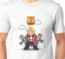 Super Elric Brothers Unisex T-Shirt