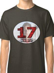 Jules Bianchi Tribute Classic T-Shirt