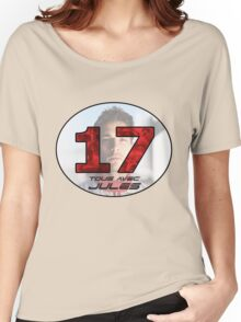 Jules Bianchi Tribute Women's Relaxed Fit T-Shirt