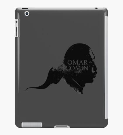 Omar is comin' iPad Case/Skin