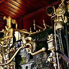 Anatomy of a train engine by Amit  Gairola