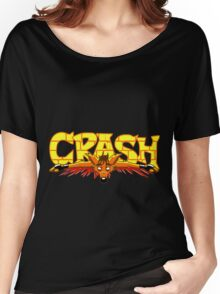 The Crash Women's Relaxed Fit T-Shirt