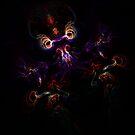 Alien Sea Life by Sandra Moore