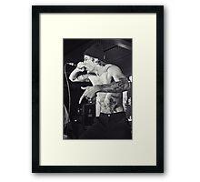Parker Cannon Framed Print