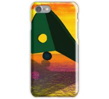 Structure Out at Sea iPhone Case/Skin