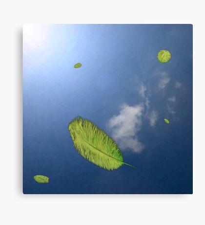 Icarus...This is Ground Control Canvas Print