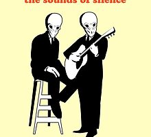 The sounds of silence by Quentin LE GARREC