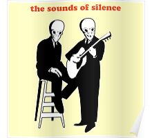 The sounds of silence Poster