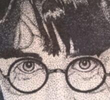 Mr. Potter  Sticker