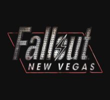 Fallout New Vegas Title by Arekstar
