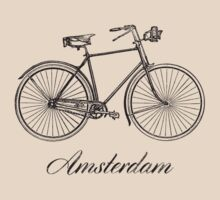 Amsterdam on Bike by nametaken