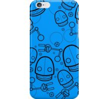 Spaztic Bots 2 iPhone Case/Skin