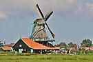 Paint Mill 'De Kat'  by Jo Nijenhuis