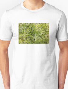 Clover sprouts background T-Shirt