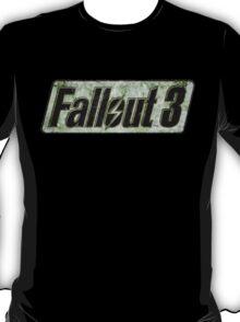 Fallout 3 - Title T-Shirt