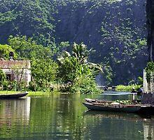 Tam Coc - Viet Nam by Jordan Miscamble