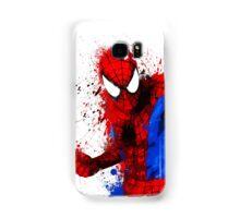 Web-Head - Splatter Art Samsung Galaxy Case/Skin