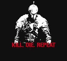 Kill, die, repeat Unisex T-Shirt