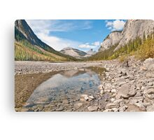 Parkway view Canvas Print