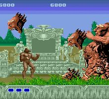 Altered Beast by atomicpuppy