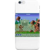 Altered Beast iPhone Case/Skin