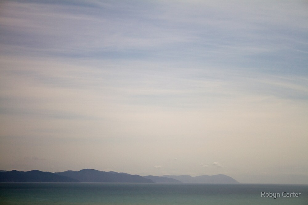 Seascape by Robyn Carter