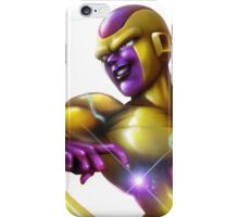 Golden Frieza - New Movie Dragon Ball Z Resurrection F iPhone Case/Skin