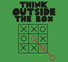 Think Outside The Box! by nickwho