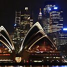 Sydney Opera House by Scott Westlake