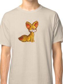 Fire Fennekin Pokemon  Classic T-Shirt