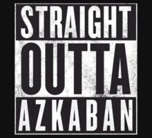 Straight Outta Azkaban by wearz