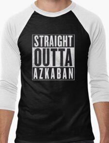 Straight Outta Azkaban Men's Baseball ¾ T-Shirt