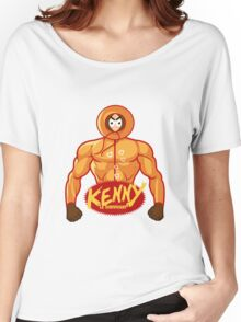 Hokuto No Kenny Women's Relaxed Fit T-Shirt