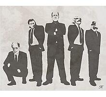 Tuxedo Monsters Photographic Print