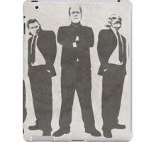 Tuxedo Monsters iPad Case/Skin