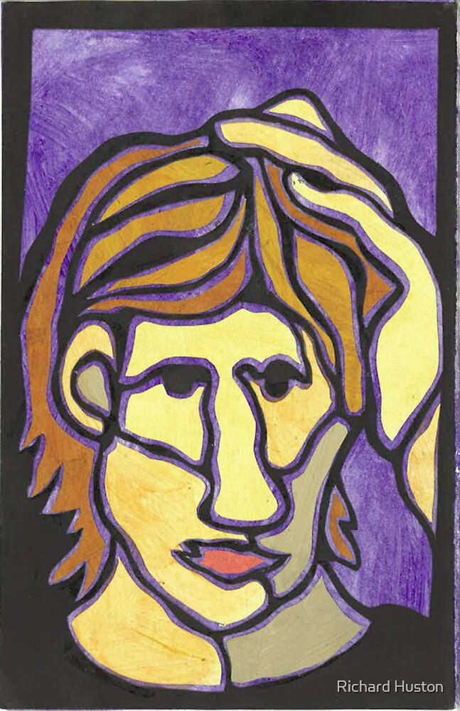 63-Hair fluff by Richard Huston