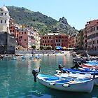 Cinque Terre by gabbylawson