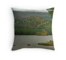 The Wolf's Lair Throw Pillow