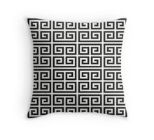 Ancient Chinese Pattern Throw Pillow