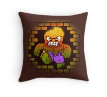 DONT MAKE HIM ANGRY Throw Pillow