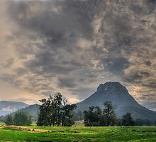 Last Light - The Capertee Valley, NSW Australia - The HDR Experience by Philip Johnson