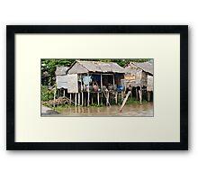 Daily Living - Viet Nam Framed Print