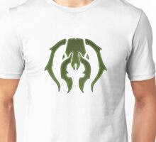 A Black Green Insect Unisex T-Shirt