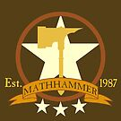 Mathhammer Club by simonbreeze