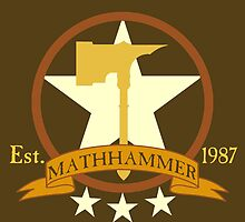 Mathhammer Club by simonbreeze
