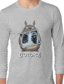 Scrubs Totoro Long Sleeve T-Shirt