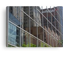 Banking on Cleveland Canvas Print