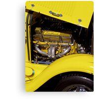 Hot Rod - Car Show Canvas Print