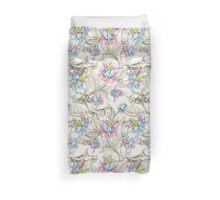 The Sea Garden - pastel Duvet Cover